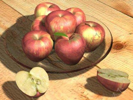 食品3d水果素材3d下载21