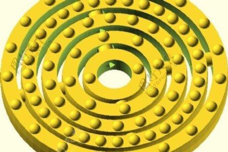 可定制的原子