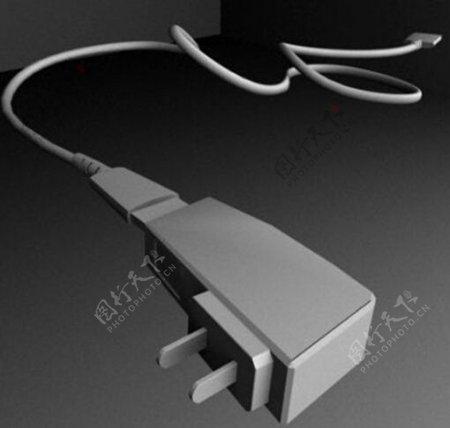 Anycall充电器模型