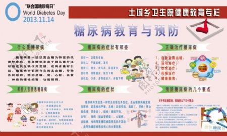 糖尿病教育与预防图片