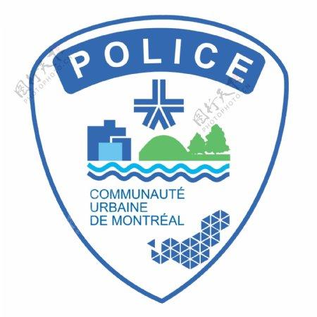 蒙特利尔警察