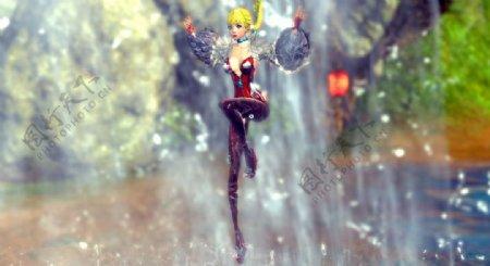剑灵游戏人物图片