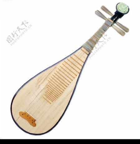 古代乐器图片