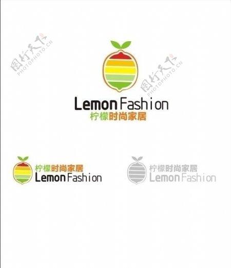 柠檬时尚家居标志图片