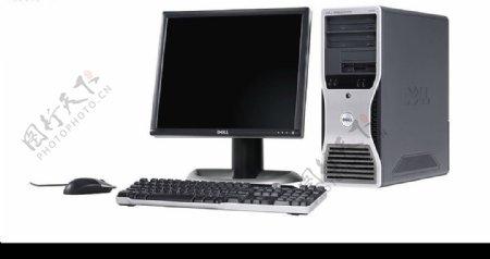 戴尔电脑图片