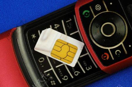 手机手机卡图片