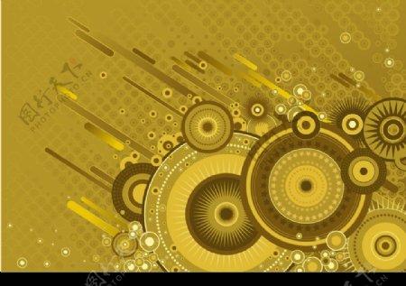 矢量音响花纹02图片