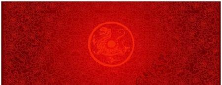 背景红色底纹图片