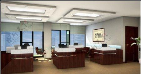 公司办公室设计图片
