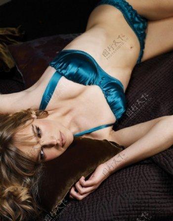 名模StephanievanArendonk图片