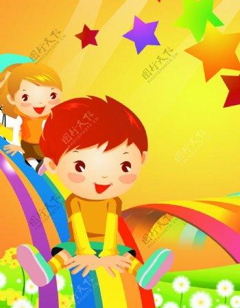 六一儿童节图片