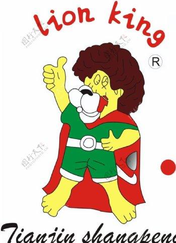 卡通狮子狮子王图片