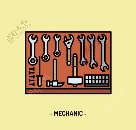 机械设计工作