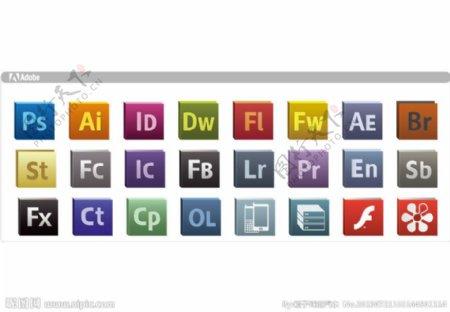 全套矢量Adobe图
