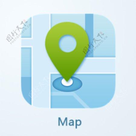 地形图图标ico