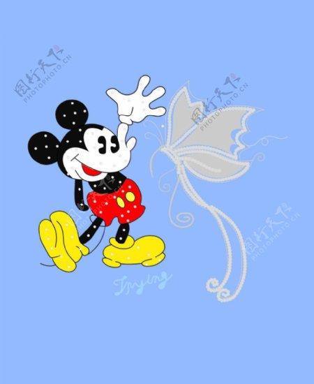 米老鼠米奇
