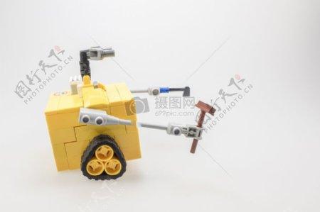 小型简单机器人