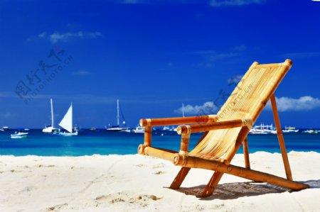 高清沙滩摄影图库图片