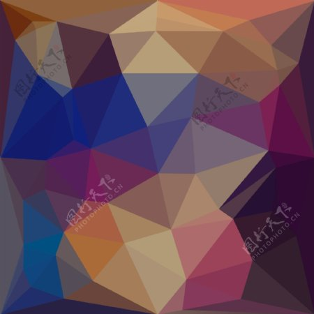 几何图形矢量图