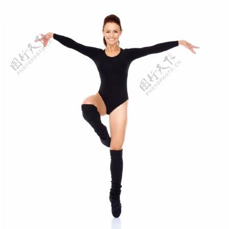 舞蹈人体艺术图片