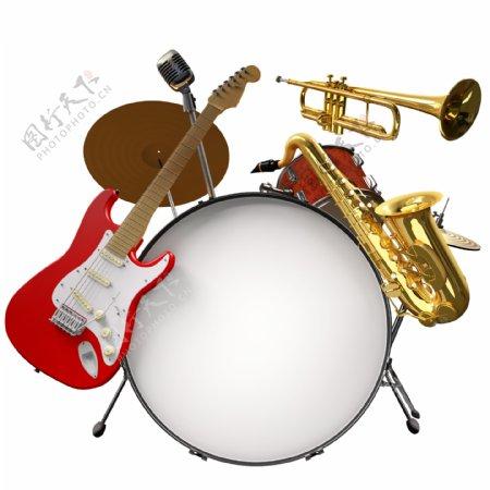 西洋乐器摄影