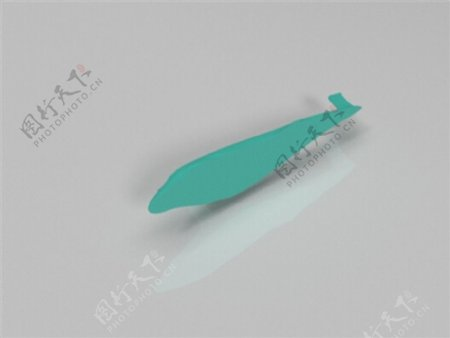 蓝鲸3D打印模型