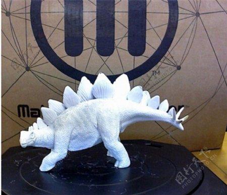 恐龙迪诺3D打印模型