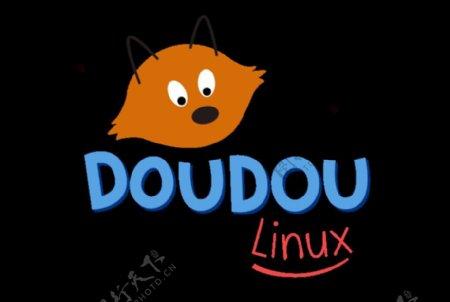 豆豆Linux标志V2