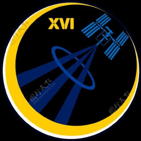 国际空间站远征16补丁