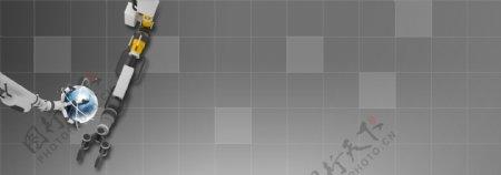 机械工业网站背景banner