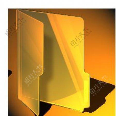 Vista风格的彩色文件夹图标集
