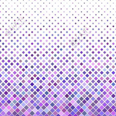 彩色抽象对角线正方形图案背景紫色正方形矢量设计