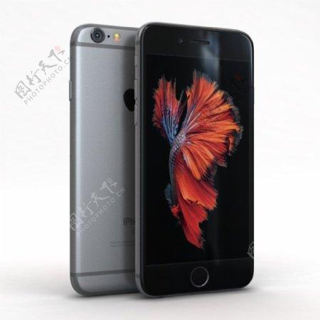 苹果iPhone6s太空灰色