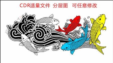 适量金鱼金鱼戏水