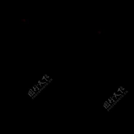 常用黑白线条画SVG矢量图标集