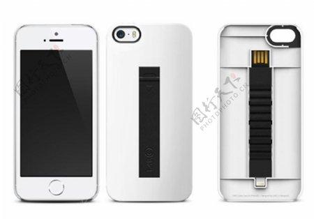 iphone5便携套手机