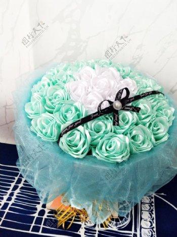 蒂芙尼蓝玫瑰