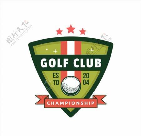 复古logo