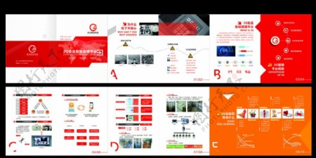 3G食品管理平台宣传册
