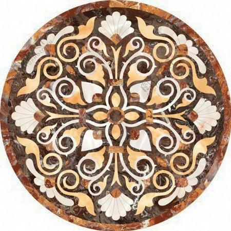 欧式花纹图案瓷砖贴图