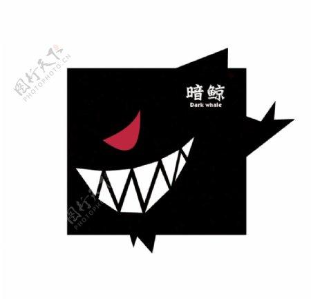 鲸鱼logo商标