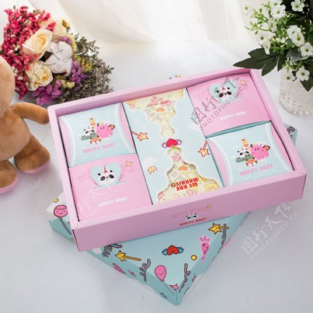 时尚礼物袋礼盒手提袋喜糖盒17
