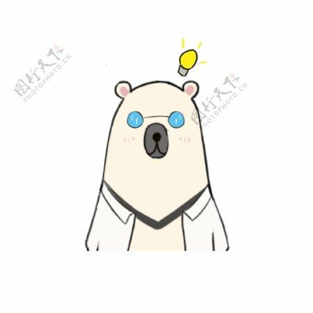 原创熊先森IP形象