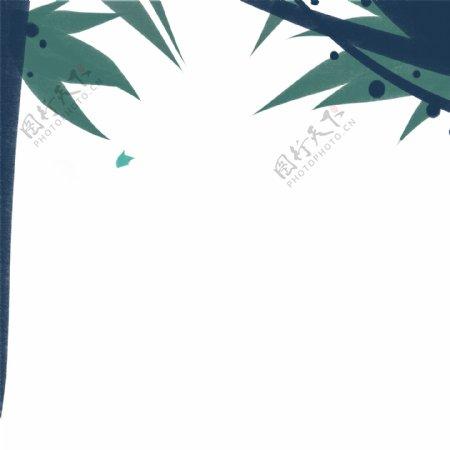 卡通植物树木免扣图