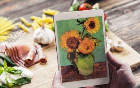 iPad样机