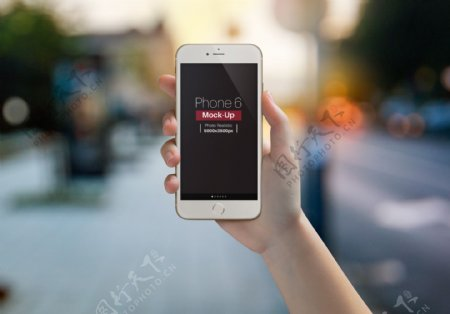iphone6启动广告