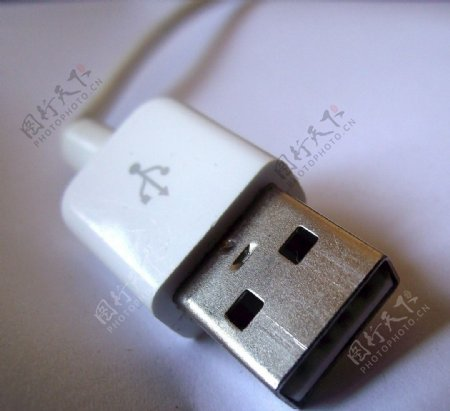USB线和插头