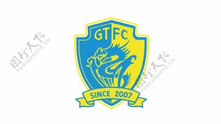 上海广特足球俱乐部队徽