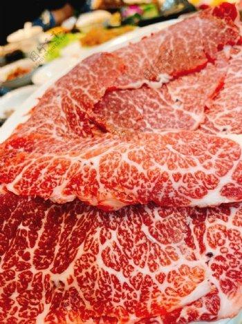 五花嫩牛肉