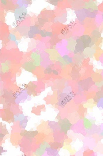 粉色梦幻背景素材